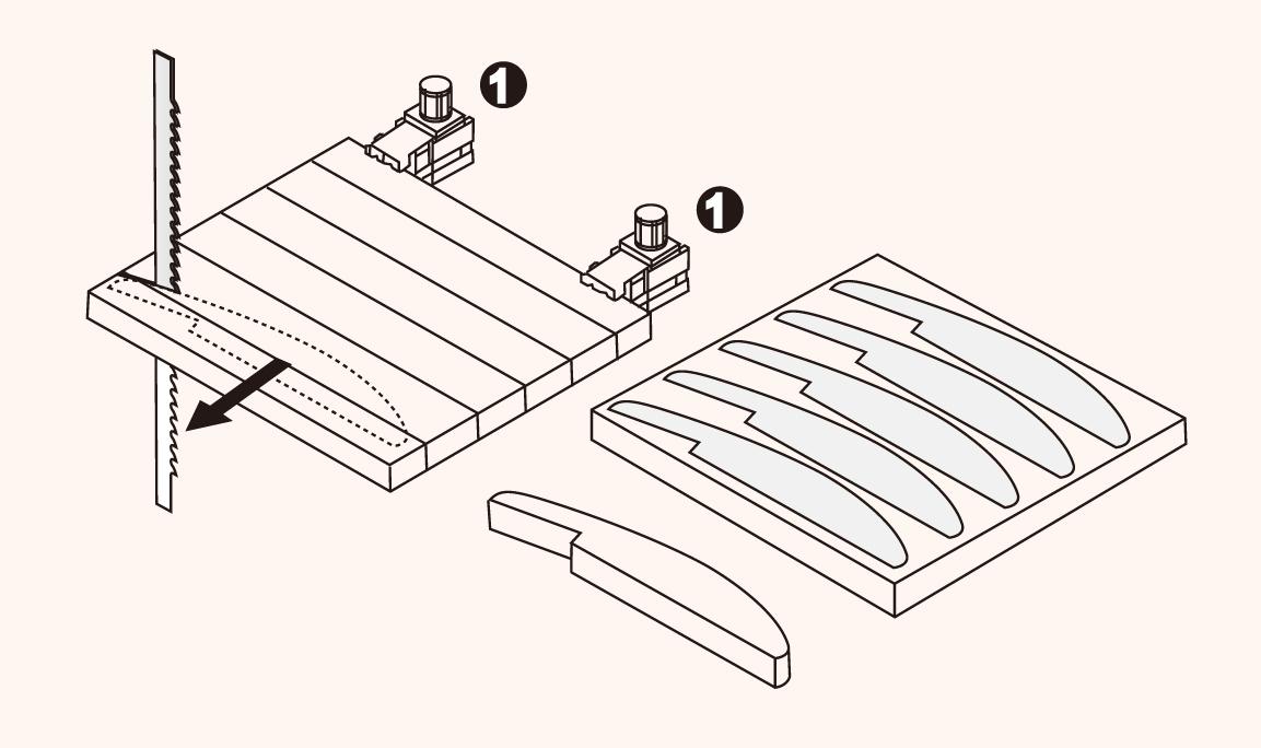 Máy cưa lọng CNC Woodmaster 1200mm | Đai Phúc Vinh CNC 126