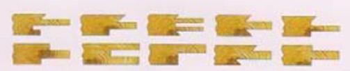 Máy phay mộng đa năng 4 trục 3268