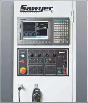 Video máy cưa lọng CNC 3292