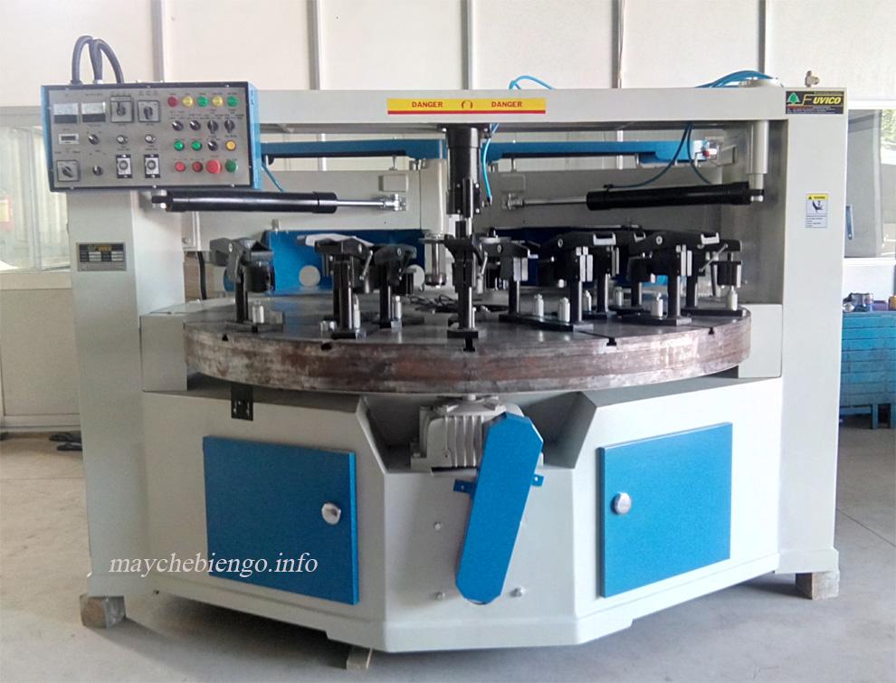 Máy chép hình 2 trục 100 inch đã qua sử dụng