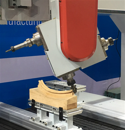 Máy CNC 3D Woodmaster Pro-master-T4 ( tải nặng ) 219