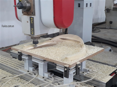 Máy CNC 3D Woodmaster Pro-master-T4 ( tải nặng ) 220