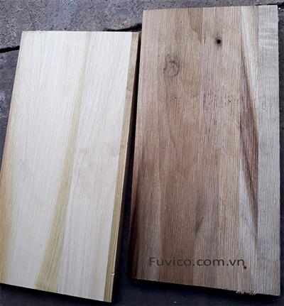 Máy ép sớ gỗ 2 mặt Fuvico 277