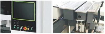 MÁY KHOAN CNC 6 MẶT 2 TRỤC GIBEN ANDERSON SKYKER - 6SD2 327