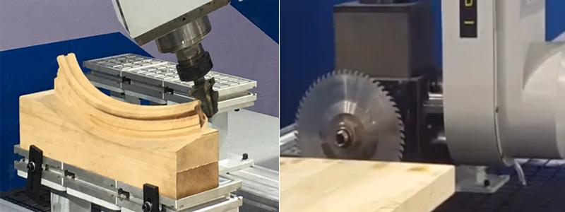 Máy CNC 3D Woodmaster Pro-master-T4 ( tải nặng ) 222