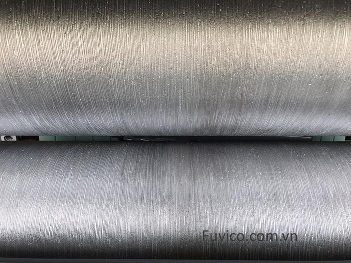 Máy ép sớ gỗ 2 mặt Fuvico 276