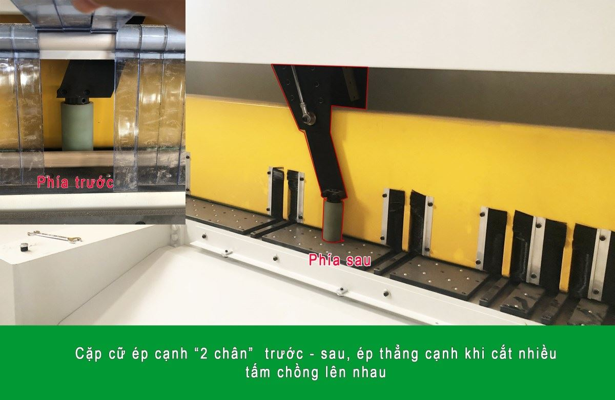 MÁY CƯA PANEL SAW CNC OPTIMIZE TECTRA 328 ( CÓ PHẦN MỀM CẮT TỐI ƯU ) 592
