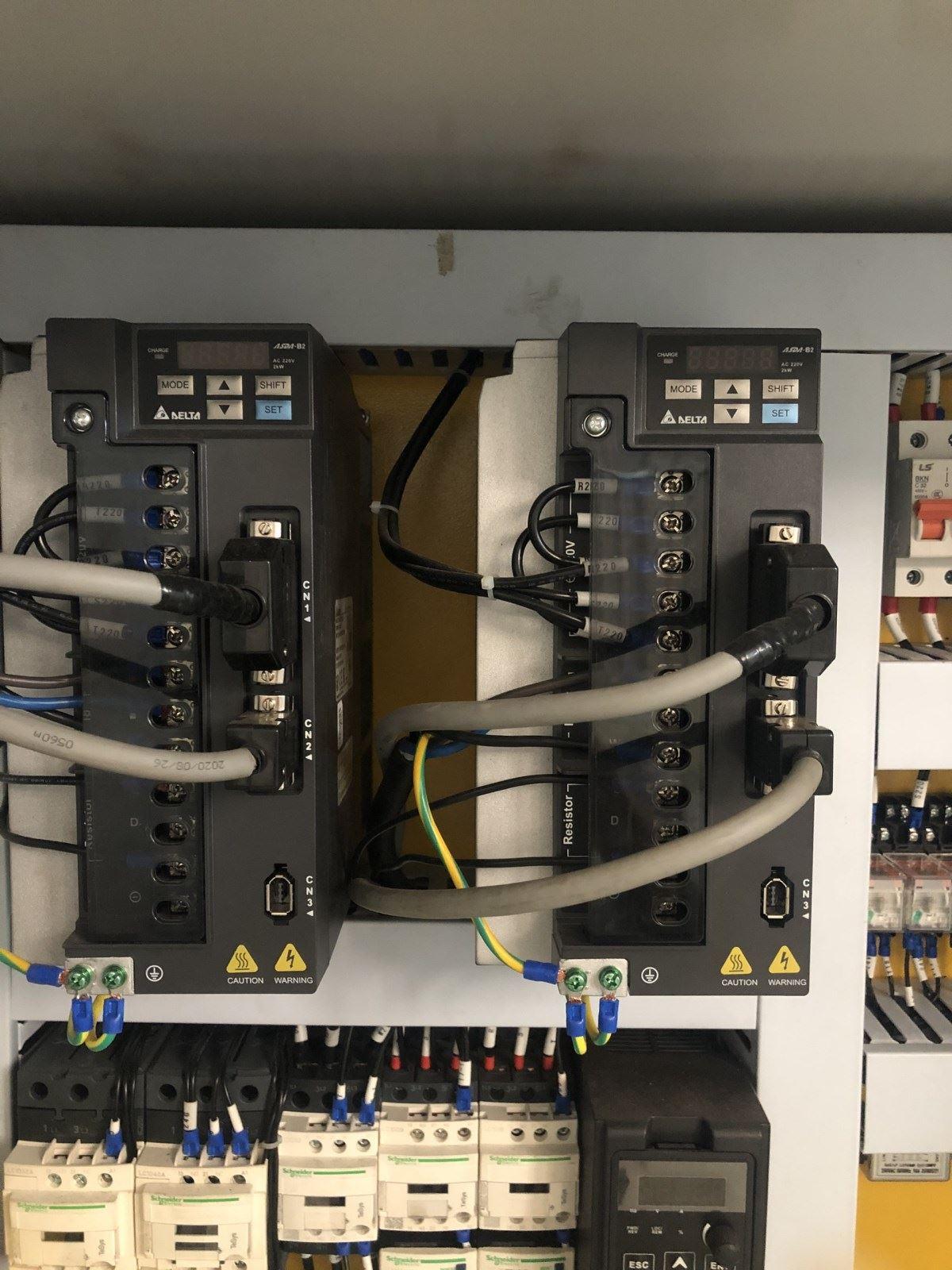 MÁY CƯA PANEL SAW CNC OPTIMIZE TECTRA 328 ( CÓ PHẦN MỀM CẮT TỐI ƯU ) 602