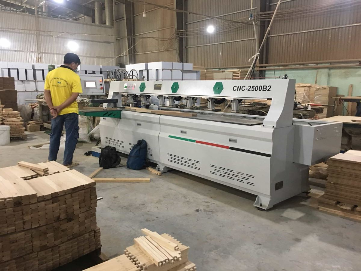 MÁY KHOAN NGANG CNC 2 ĐẦU 2500MM CNC-2500B2 768