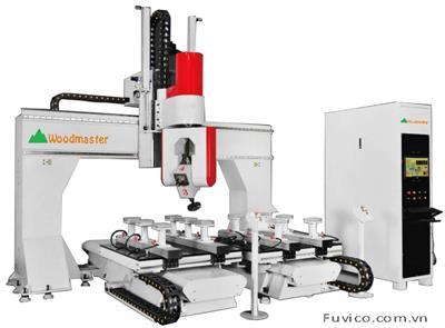 Máy CNC 3D Woodmaster Pro-master-T4