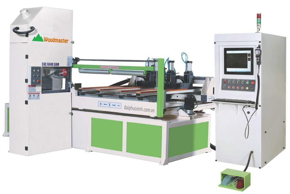 MÁY CƯA LỌNG CNC 1500mm Woodmaster
