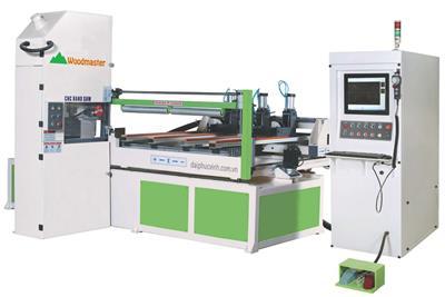 Máy cưa lọng CNC Woodmaster 1200mm
