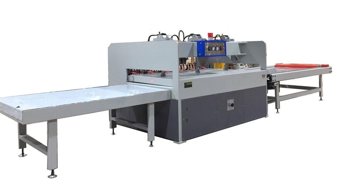 Ứng dụng máy ghép cao tần trong chế biến gỗ