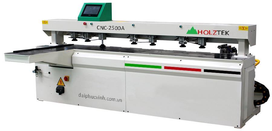 MÁY KHOAN NGANG CNC ĐỊNH VỊ HỒNG NGOẠI CNC-2500A
