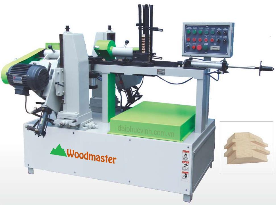 Máy phay rãnh bọ ghế Woodmaster
